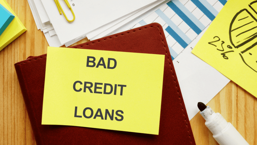 bad credit loan in NYC